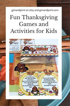 If you are looking for some fun Thanksgiving Ideas or Thanksgiving Games or Activities for the Kids and Family then this is the place to be.  Turkey Toss, Thanksgiving Scavenger Hunts (we love our Turkey Trot Scavenger Hunt that gets the family moving) , Dice Games and More! Start some new Family Traditions and Print them from home. #thanksgiving #turkey #thanksgivingkids #familythanksgivinggames #easythanksgivinggamesforkids #thanksgivingpartygames #thanksgivingschoolgames Thanksgiving Activities For Kids, Printable Activities For Kids, Thanksgiving Traditions, Thanksgiving Parties, Thanksgiving Crafts, Family Traditions, Girls Birthday Games, Birthday Party Games, Kids Party Themes