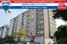 BAIXA DE PREÇO – Apartamento T2 à Lusíada AGORA €92.500, antes €98.000…