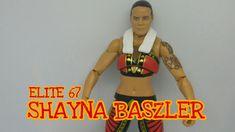 Shayna Baszler Elite 67 Mattel wwe figure review Shayna Baszler, Wwe, First Time, Wrestling, Social Media, Music, Youtube, Lucha Libre, Musica