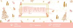 Beaut Packaging Design Christmas Themes, Packaging Design, Label, Graphic Design, Illustration, Pink, Rose, Package Design, Hot Pink