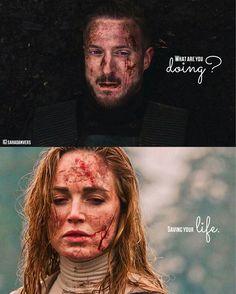 """""""Saving your LIFE"""" #TimeCanary #LegendsOfTomorrow"""