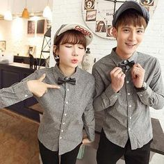 Buy 'Evolu – Long-Sleeve Couple Shirt' with Free International Shipping at YesStyle.com. Browse and shop for thousands of Asian fashion items from China and more!