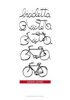 bicicletta - Roberto Pinetti