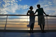 Photo about Man and woman on deck of cruise ship. man looking at woman and woman looking at man. Image of hold, kerchief, adult - 17515014 Travel Around The World, Around The Worlds, Herald News, Do Your Own Thing, Cruise Travel, Men Looks, Things To Know, Men And Women, Looking For Women