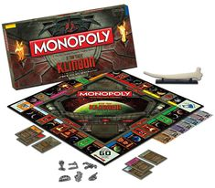Star Trek Klingon Monopoly $33.99