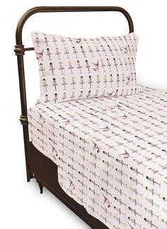 Ballerina Ultra Microfiber Bed Sheet Set   Amadora Designed Concepts