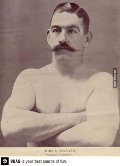 Overly manly man real name