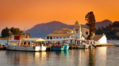 Breathtaking pictures from Corfu, Greece !!