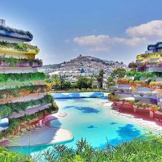 GOOD M O R N I N G! thesuites IBIZA las boas by Jean Nouvel • Book NOW! #Ibiza #goodmorning #thesuites #nohotels