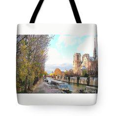 The Seine And Quay Beside Notre Dame, Autumn Tote Bag for Sale by Felipe Adan Lerma https://fineartamerica.com/products/the-seine-and-quay-beside-notre-dame-autumn-felipe-adan-lerma-tote-bag.html?utm_campaign=crowdfire&utm_content=crowdfire&utm_medium=social&utm_source=pinterest