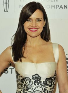 Carla Gugino Match premiere stills at the Tribeca Film Fest in NY