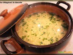 Stracciatella romana  #ricette #food #recipes