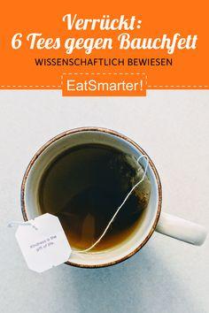 Verrückt! Diese 6 Tees helfen beim Abnehmen | eatsmarter.de Male Enhancement, Weight Management, Weight Loss, Tableware, Recipes, Eat Smarter, Tricks, Om, Keto