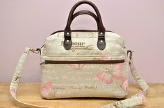 Летний заказ и вариации на тему. Рюкзак и чемоданчик. ~ KudryaArt. Авторские сумки и рюкзаки.