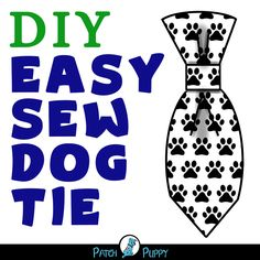 Sew Dog Tie - dress your dog in style for special occasions Learn how to make this adorable Easy Sew Dog Tie to dress up your pup!Learn how to make this adorable Easy Sew Dog Tie to dress up your pup! Dog Collar Bandana, Diy Dog Collar, Bandanas, Dog Accesories, Dog Clothes Patterns, Dog Crafts, Dog Items, Dog Pattern, Dog Bows