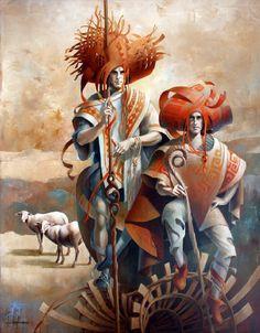 Jean-Claude Desplanques, 1936   Tutt'Art@   Pittura • Scultura • Poesia • Musica