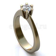 Женские кольца — А 306 #кольцоСбриллиантами