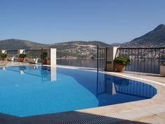 Kalkan Villa Rentals in Turkey   Exclusive 3 Bedroom Seaside Turkish Villa With Private Infinity pool #turkey #swimmingpool #kalkan #view #villa