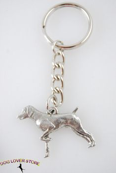 Let your dog hang out with you all day! These solid pewter dog keychains are the perfect accessory for your keys. Measuring at approximately 1 inch, the highly detailed pewter dog figure attached to the key ring depicts your favorite breed flawlessly. Pewter has a unique component that gets better with age. In time, the …