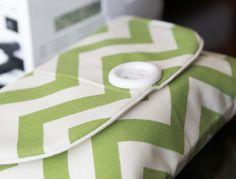 Diaper clutch tutorial