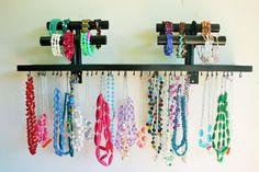 Hey, I found this really awesome Etsy listing at https://www.etsy.com/listing/174141136/jewelry-organizer-xl-size-jewelry-shelf