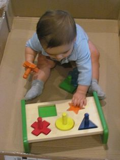 Teach Preschool: Toddler lesson plan overview (like some of her points about why she chose to write them as she did)