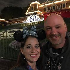 Goodbye Disneyland!  It was magical like always. Until next time!  #disneydiamondcelebration #jeffandjulscaliforniadreamin2016 #disneyland #2ndhoneymoon #magical #happiestplaceonearth #withmyfavoritepersononearth by chefjuls