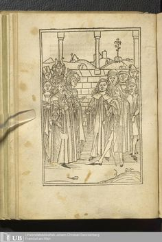 Sammelband in 3 Teilen: Konvolut aus Inkunabeln nach 1450, Deutschland Inc. fol. 133 (Ausst. 172)  Folio 2v