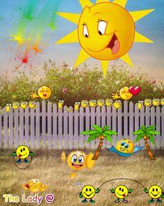 × - [board_name] - Guten Morgen Good Morning Flowers, Good Morning Greetings, Good Morning Good Night, Good Morning Quotes, Good Morning Wishes, Images Emoji, Emoji Pictures, Gif Pictures, Images Gif