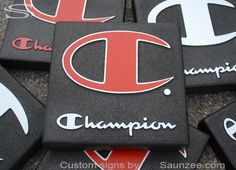 Saunzee-Custom-3D-Foam-Signs-Point-of-Purchase-Advertising-Signs-POP-Displays-Signage-Creating-new-in-Store-Displays-Targeted-Marketing-Sign-3DSigns-Merchandising-Displays-Wall-POP-Sign-Production-Champion-Signs-lightweight Signs