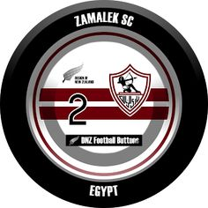 DNZ Football Buttons: Zamalek SC
