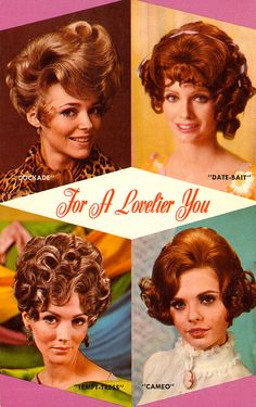 For A Lovelier You .. 60s Are you sure about that?