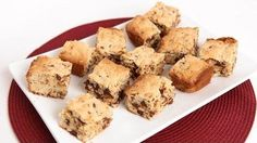 Sweet and Salty Cookie Bars Recipe - Laura in the Kitchen