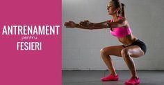 Pentru ca una dintre zonele cu probleme este posteriorul, ti-am pregatit un plan de antrenament pentru fesieri, astfel incat tu sa fii in cea mai buna forma vara aceasta. Gym Equipment, Exercise, How To Plan, Bikinis, Sports, Mai, Diet, Ejercicio, Hs Sports