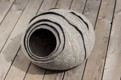 Vilten kattenmand Hornets nest - Bij CatDesignStore