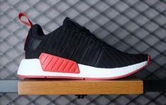 Adidas Originals NMD R2 PK Black Sneakers - NMD Runner