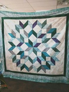 Double Broken Star Quilt Quilt Patterns Patchwork Muster