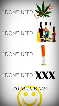 Unless the XXX stands for Straight Edge. :)
