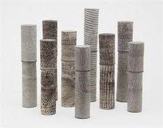 Ani Kasten.  Winter Birch Jars.  anikasten.com