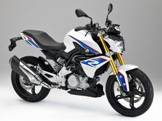 BMW - G310 R I would like this to be my first motorcycle.
