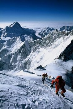 K-2 Hill Pakistan