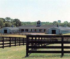 Kentucky Horse Barn Plans |