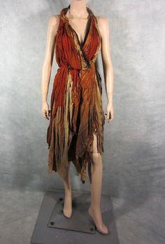 Slave dress