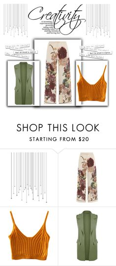 Creativity by scpaiva on Polyvore featuring WearAll and Valentino