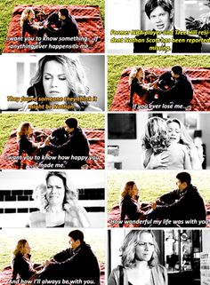 Not sure if it's just my period or what, but this literally just made me teary eyed! ONE TREE HILL