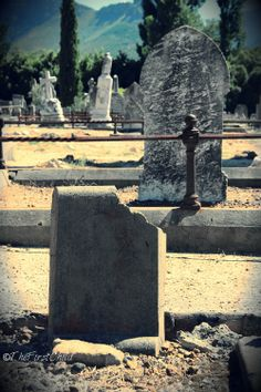 Cemetery | Franschhoek | Copyright of ©TheFirstChild Photograph Cape Town, Cemetery, South Africa, City, Photography, Travel, Photograph, Trips, Traveling