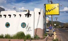 Maria's restaurant, Santa Fe
