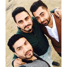 preet harpal, sharry maan and kulwinder billaa