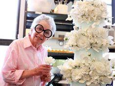 Vanilla Cake: Learn How To Bake a Cake Like Sylvia Weinstock | StyleCaster