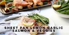 Whether you're meal prepping or feeding your family, this no-fuss sheet pan salmon and veggies is the way to go. With this cooking method, you'll end up with... Read More